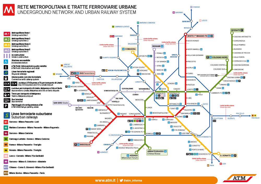 Metro treno